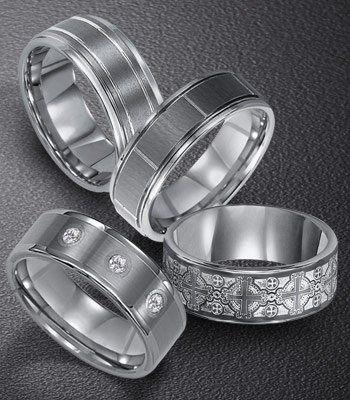 Tmx 1296155021729 Visualringstungstencarbide Waldorf wedding jewelry