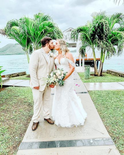 """Saying """"I Do"""" in St. Lucia"""