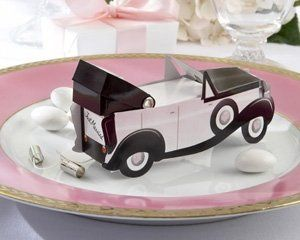 Before you drive away on that momentous day, drive them wild with style and something sweet!...