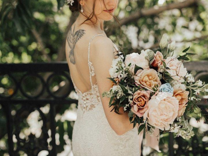 Tmx Wedwire29 51 996259 158044688828758 Los Angeles, CA wedding florist