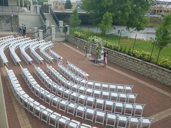 Tmx 1530631765 E5645ba02f21566e 1530631764 612bbb1e00ff51d8 1530631765590 4 Arch And Chairs  1 Burlington, WI wedding venue