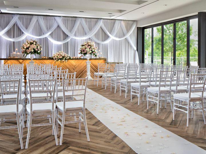 Tmx Mh Houns Canopy Ceremony Edit 51 1048259 1558641785 Spring, TX wedding venue