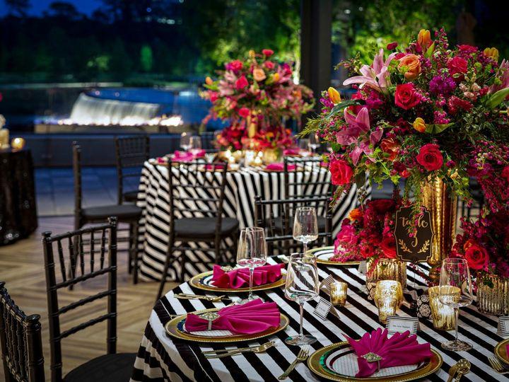 Tmx Mh Houns Canopy Social Evening Vignette Edit 51 1048259 1558641784 Spring, TX wedding venue