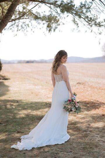 Pre-ceremony bridal session