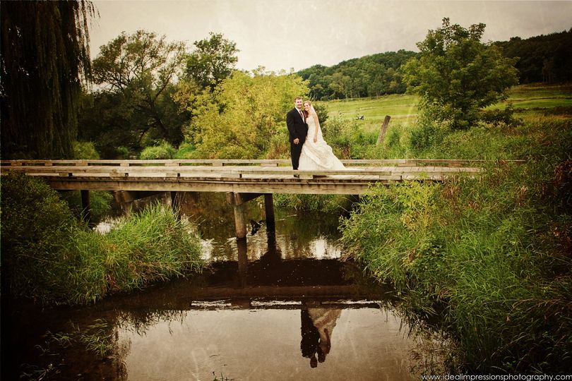 Barn Hollow Bridge