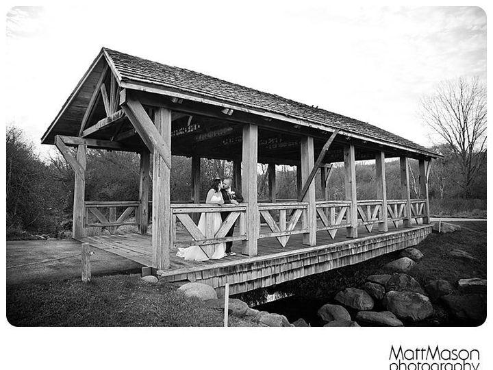 Tmx 1439487579153 Creek Bridge Lake Geneva, WI wedding venue