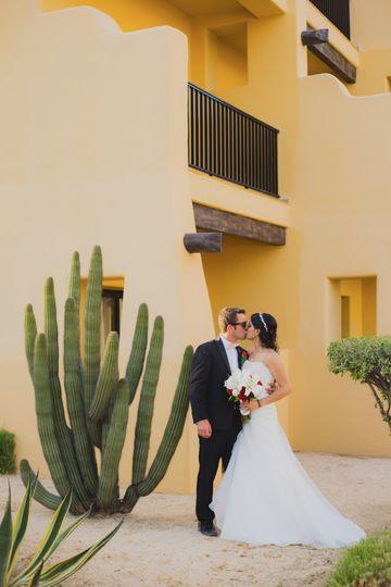 Wedding in Cabo, Mexico