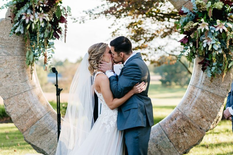 Tusculum Farm Wedding