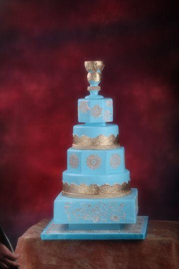 A Cake Odyssey