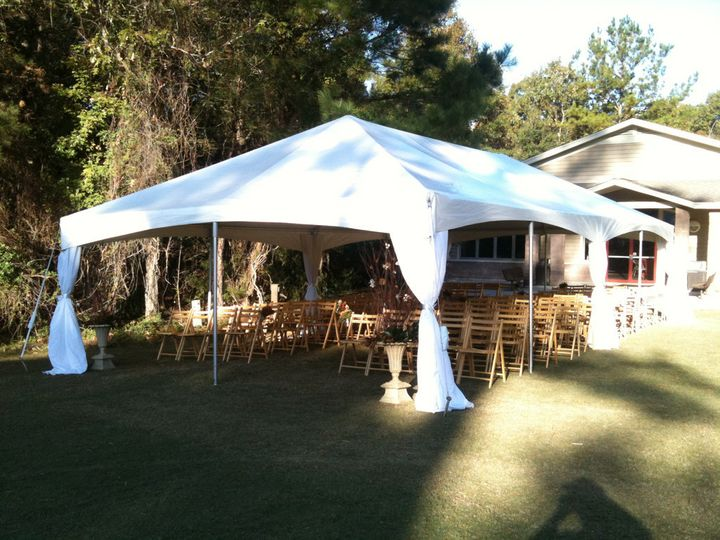 tent side curtains