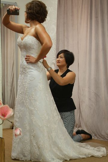 Yes I do Bridal - Dress
