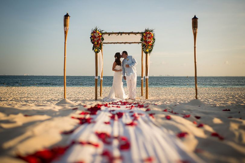 cancun and riviera maya wedding pictures04