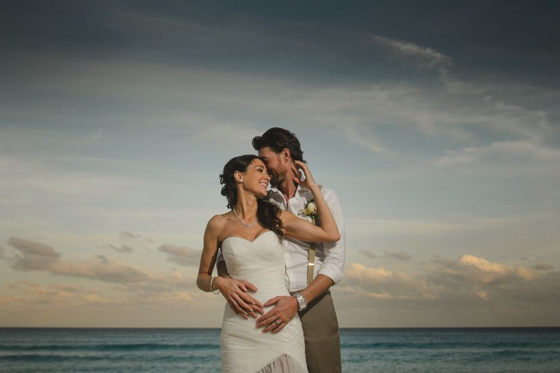 cancun and riviera maya wedding pictures07