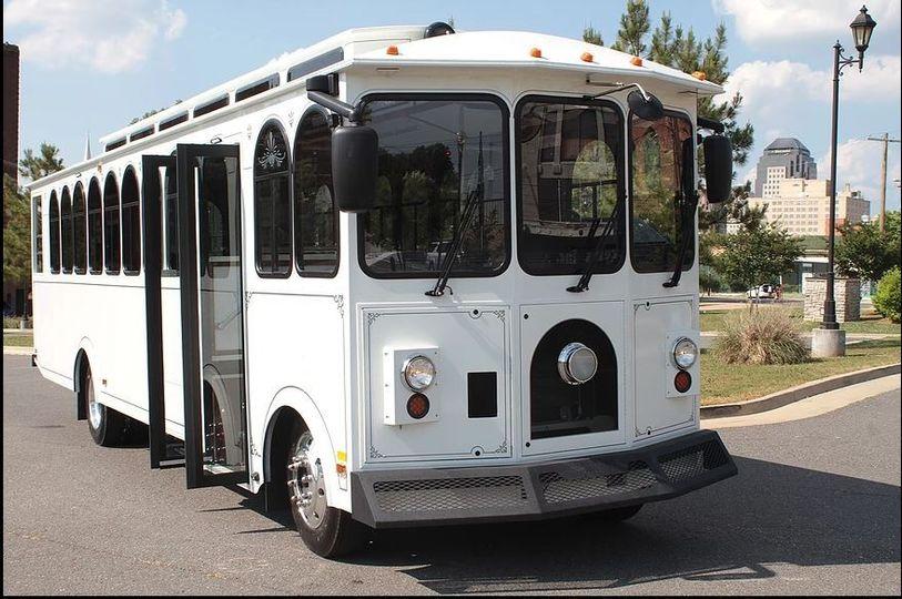 Mrs. Trolley-32 passenger