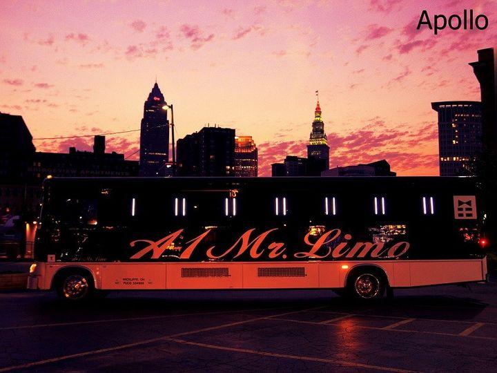 Tmx 1434739283758 Apollo Skyline Copy 1 Wickliffe wedding transportation