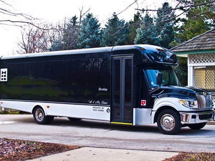 Tmx 1440514612121 Destiny 2 Wickliffe wedding transportation