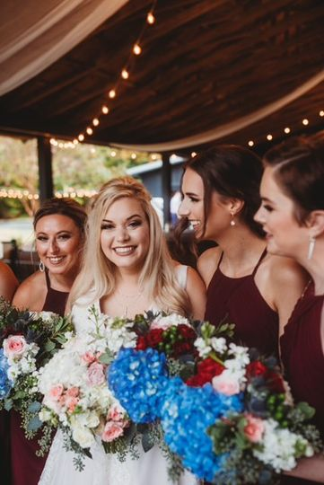 Samantha's October wedding