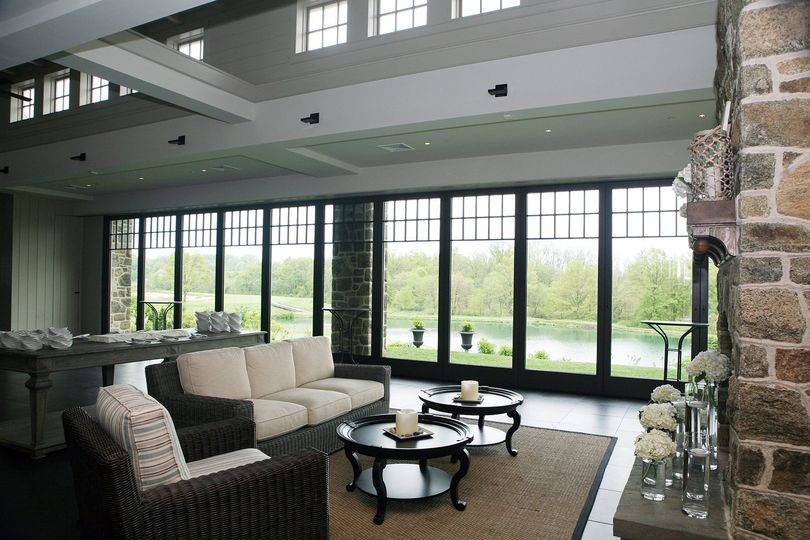 Interior view of the French Creek Golf Club