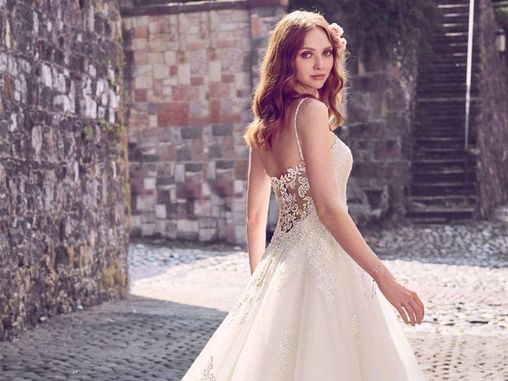 Tmx 1524349045 700a00fcdaa2de44 1524349044 74547ea29e58e2a8 1524349041529 1 Maggie Sottero Wed York, Pennsylvania wedding dress