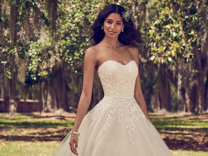 Tmx 1524349048 872cf202002e5594 1524349047 791f04049a73b61e 1524349041535 12 Maggie Sottero We York, Pennsylvania wedding dress