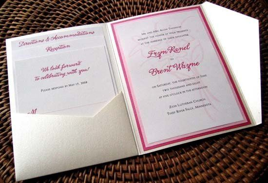 Tmx 1210858416235 Wirewederynpink Lakeville wedding invitation