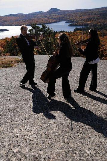 Bill Bell - Violin Andria Chase - Cello Jen Nash - Violin