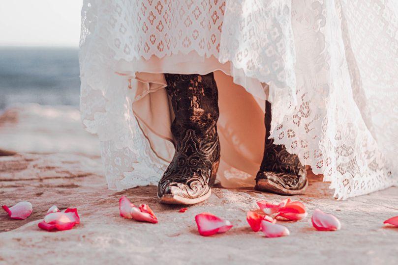 Boots & Petals