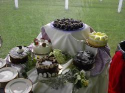 Tmx 1531125554 25c7431d0190e243 1531125553 0b9852eba037f0e2 1531125552217 2 DESSERTS 250x187 Blue Bell wedding catering