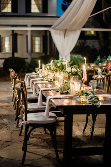 Romantic reception