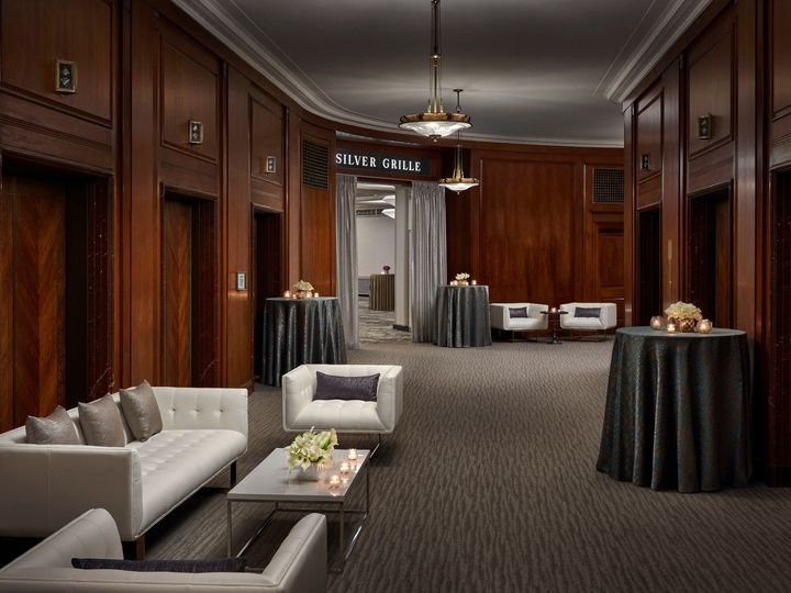 Tmx Clerz Silver Grille Foyer 0028 51 65359 159285474256135 Cleveland, OH wedding venue