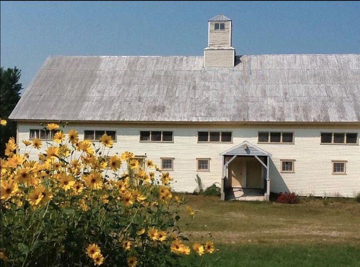 Barn at Fitch Farm - Venue - West Baldwin, ME - WeddingWire
