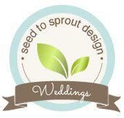 new seedtosprout logo weddingwire
