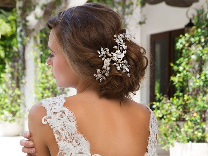 Tmx 1502916434654 Maria Elena Headpieces 15 Tampa wedding dress