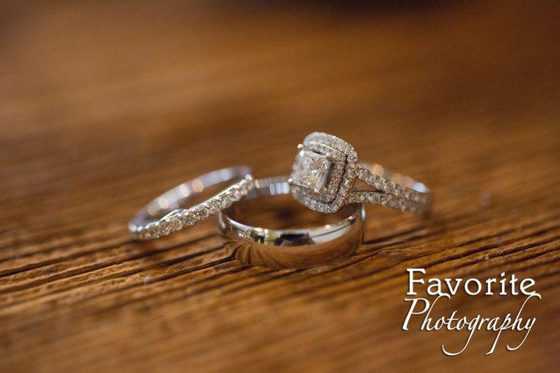 Diamonds & Wedding Bands