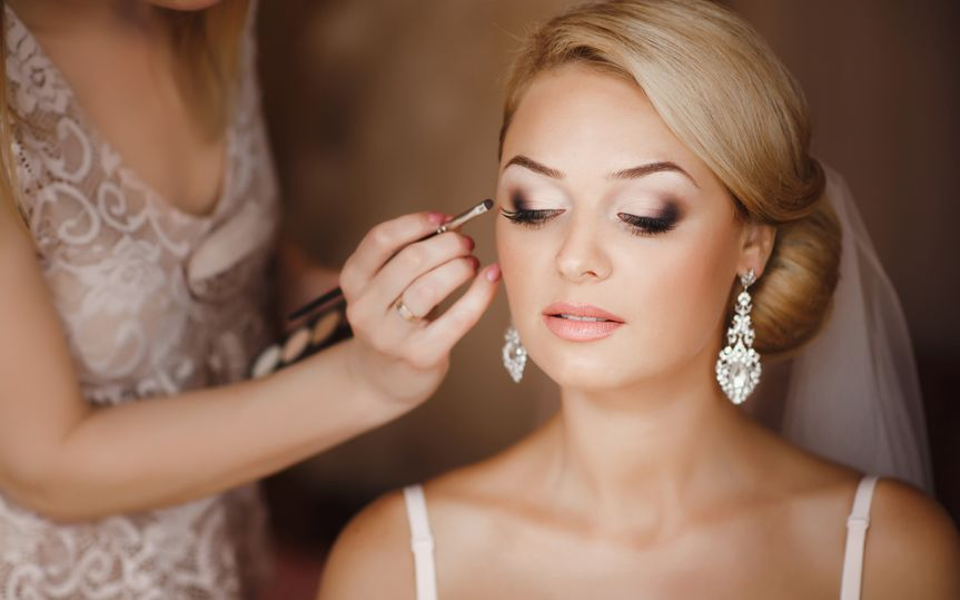 wedding hair and makeup trial 51 1019359
