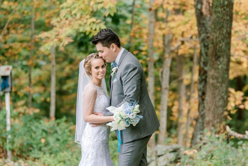 Fall Wedding by Trina Dinnar