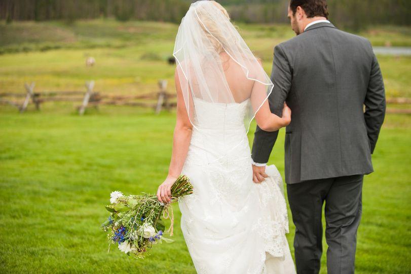 Real Weddings Zola: Pam Zola Weddings