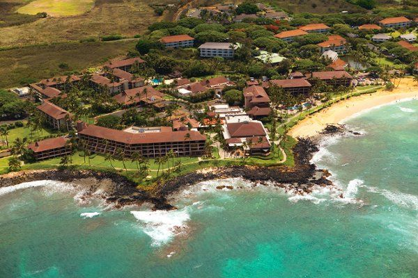 Sheraton Kauai Resort Venue Koloa Hi Weddingwire