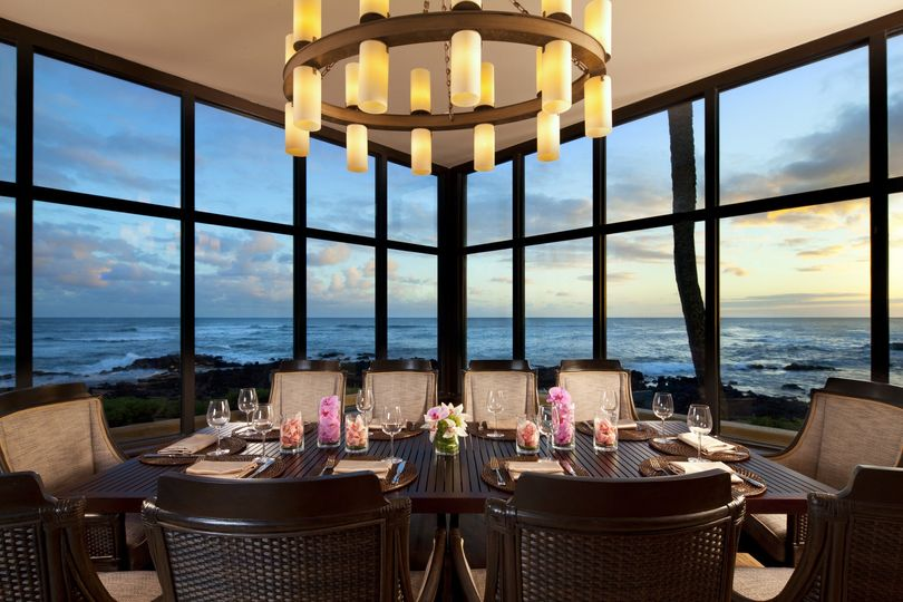 RumFire Restaurant - Point Private Dining (capacity 15 guests)