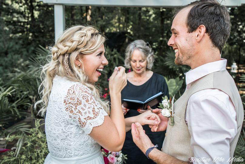 Positive Vibe Media Wedding