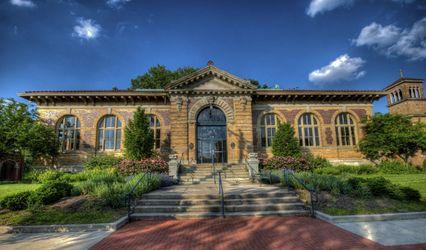 The Carnegie Center of Columbia Tusculum 1