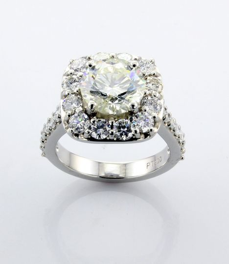 andrea halo engagement ring 1