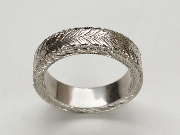 Tmx 1446668835267 Hand Carved Mens Ring 2 Boston wedding jewelry