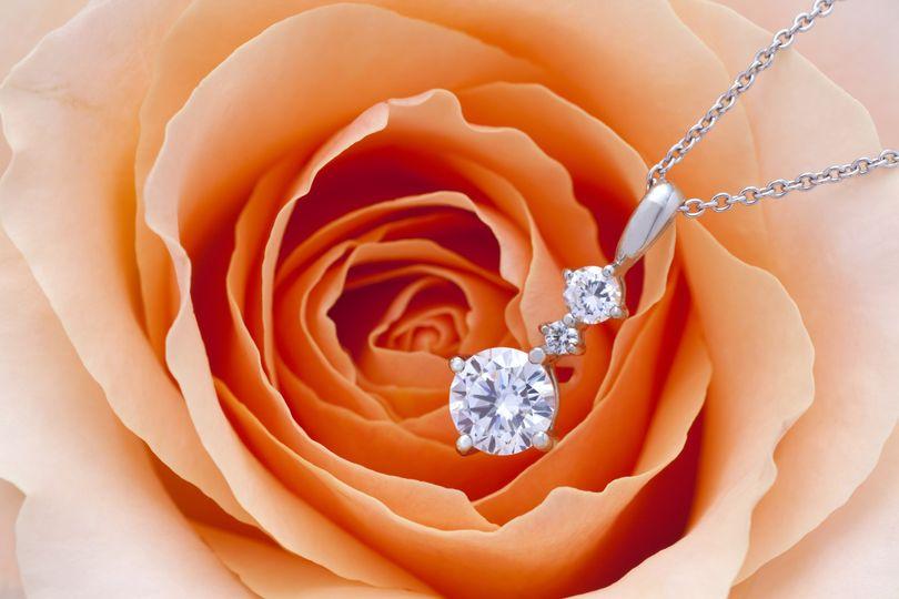 Diamonds pendats