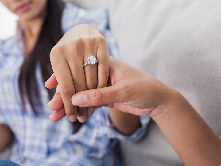 Tmx Engagement Ring Round 51 991459 Dallas, Texas wedding jewelry