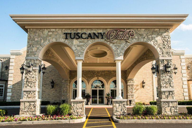 Tuscany Falls Banquets