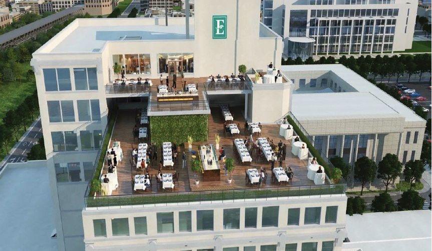 Rooftop Restaurant - the Top