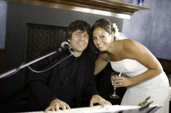 Henry Haid and the Bride