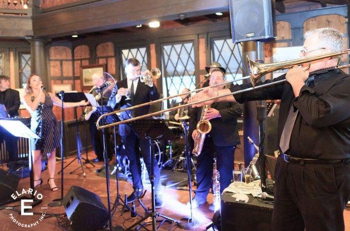 Tmx 1507175947334 Lake George Wedding 2017 Mastic Beach wedding band