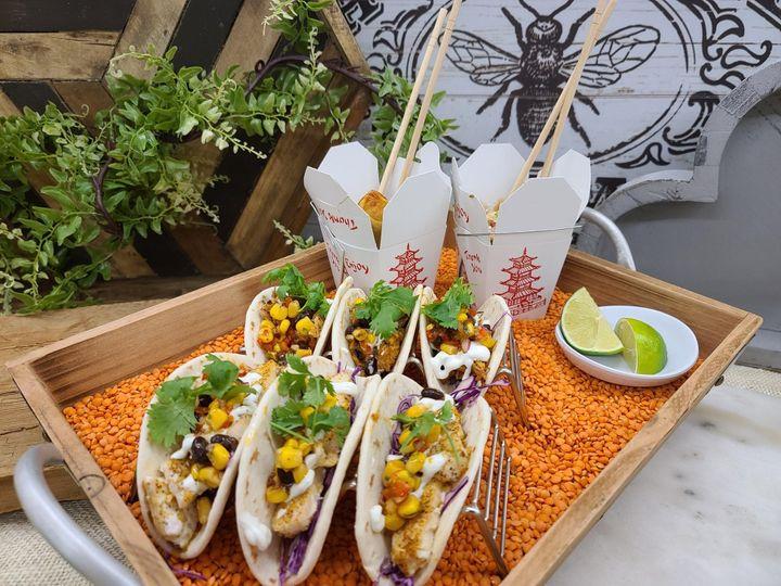 Mahi Street Tacos
